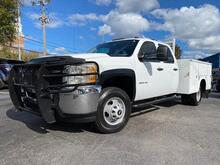 2013_Chevrolet_Silverado 3500HD_Work Truck_ Raleigh NC