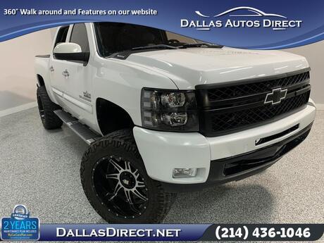 2013 Chevrolet Silverado **LIFTED MONSTER TRUCK** Carrollton  TX