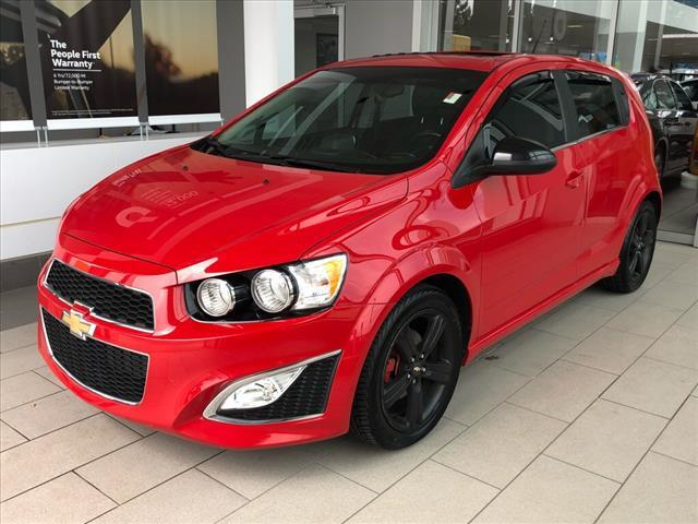 2013 Chevrolet Sonic 5DR HB MANUAL RS Brookfield WI