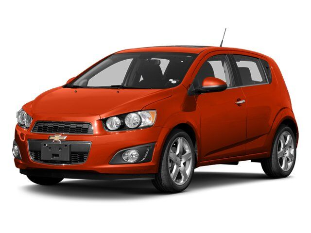 2013 Chevrolet Sonic LS Akron OH