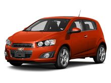 2013_Chevrolet_Sonic_LS_ Green Bay WI