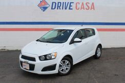 2013_Chevrolet_Sonic_LT Auto 5-Door_ Dallas TX