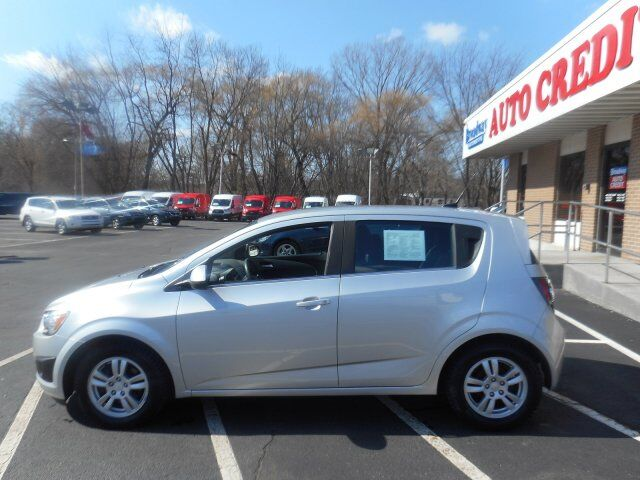 2013 Chevrolet Sonic LT Green Bay WI