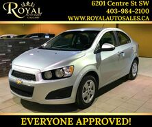 Chevrolet Sonic LT INT PHONE, BLUETOOTH, MP3 2013