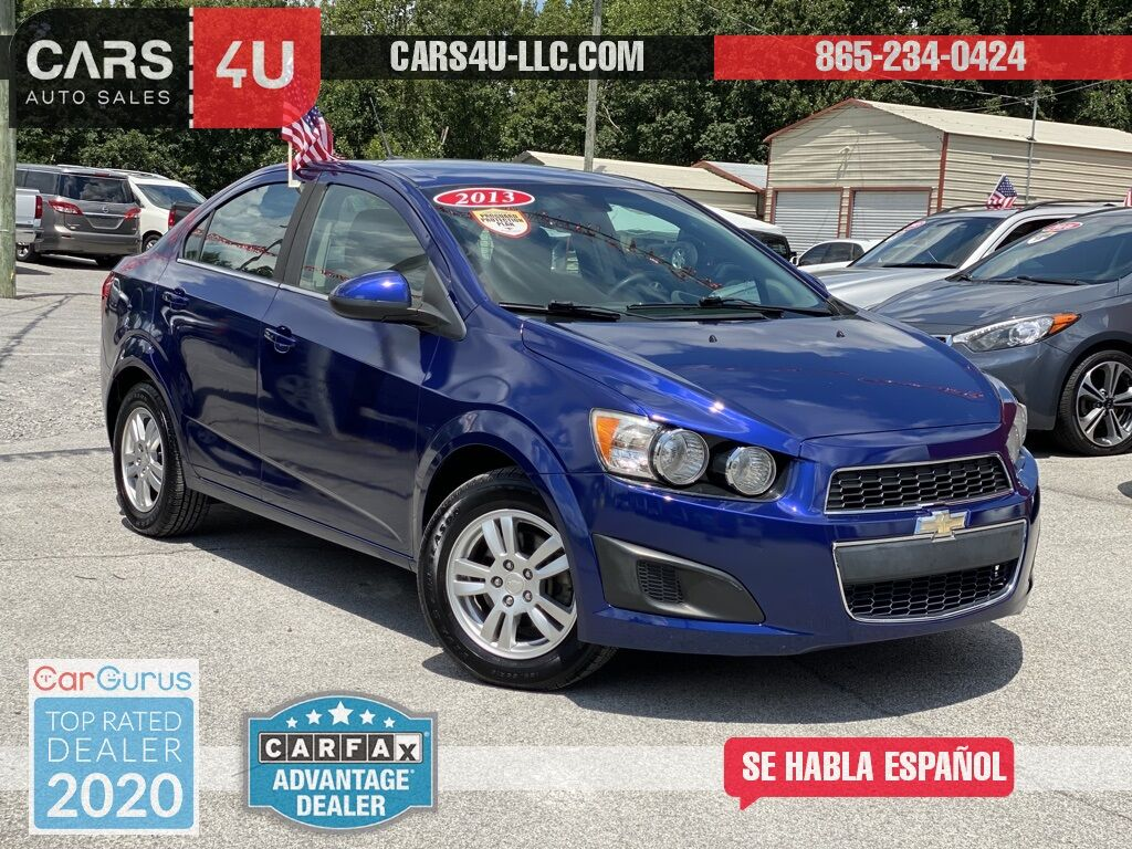 2013 Chevrolet Sonic LT Knoxville TN