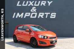 2013_Chevrolet_Sonic_LT_ Leavenworth KS