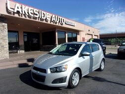 2013_Chevrolet_Sonic_LT Manual 5-Door_ Colorado Springs CO