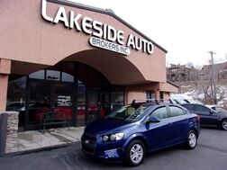 2013_Chevrolet_Sonic_LT Manual Sedan_ Colorado Springs CO