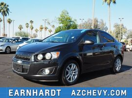 2013_Chevrolet_Sonic_LT_ Phoenix AZ