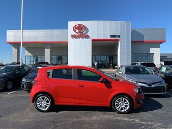 2013_Chevrolet_Sonic_LT_ Richmond KY