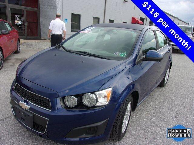 2013 Chevrolet Sonic LT York PA