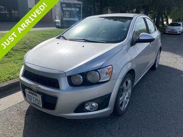 2013_Chevrolet_Sonic_LTZ_ Santa Rosa CA