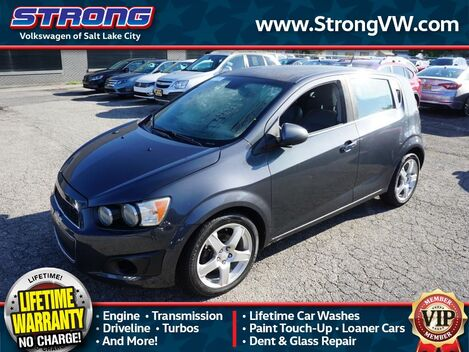 2013_Chevrolet_Sonic_LTZ_ Salt Lake City UT