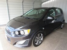 2013_Chevrolet_Sonic_RS Auto 5-Door_ Dallas TX