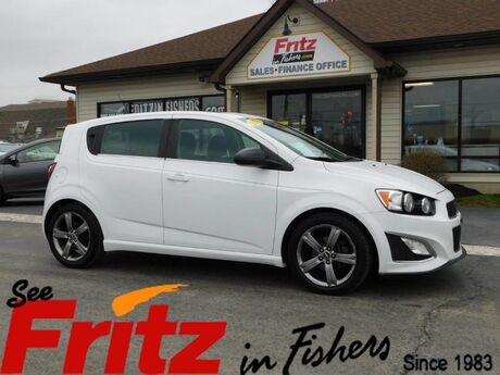 2013 Chevrolet Sonic RS Fishers IN