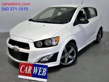 2013_Chevrolet_Sonic_RS Manual 5-Door_ Fredricksburg VA