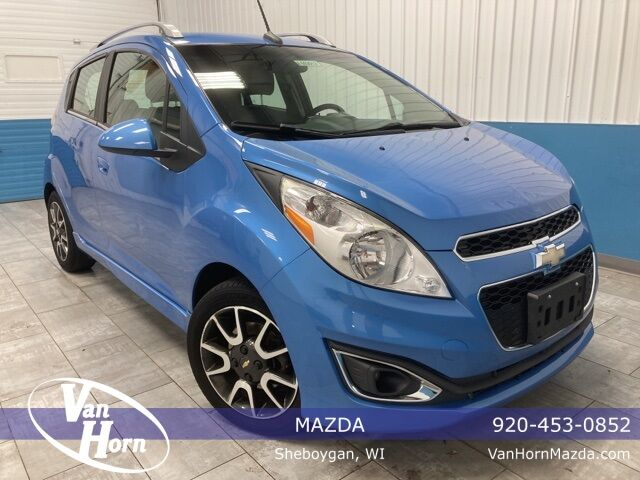 2013 Chevrolet Spark 2LT Plymouth WI