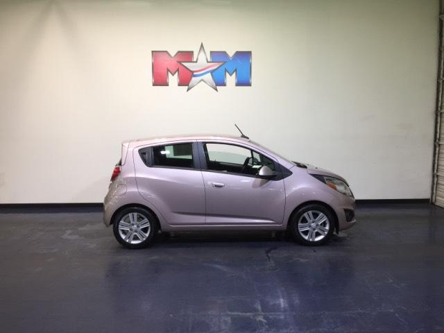 Vehicle Details 2013 Chevrolet Spark At Motor Mile Kia