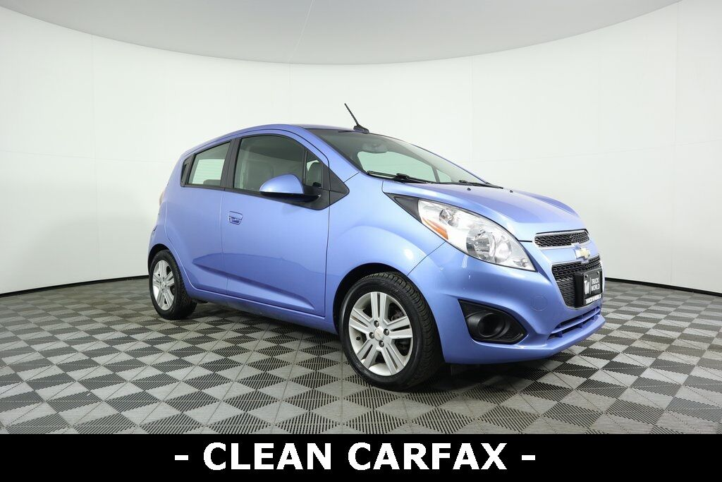 2013 Chevrolet Spark LS Bountiful UT