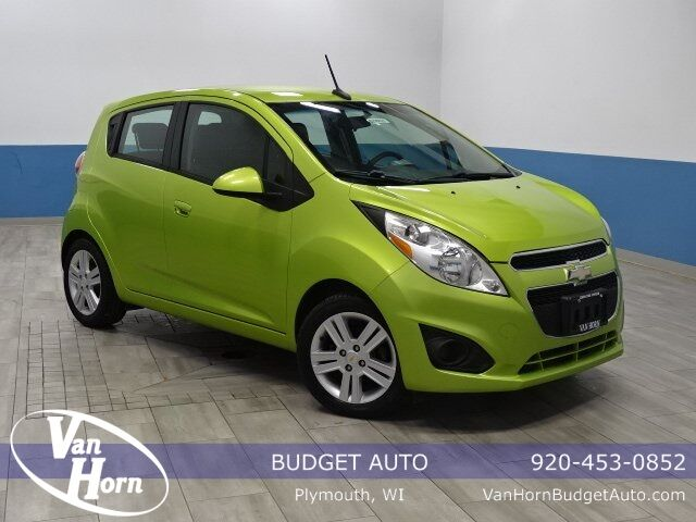 2013 Chevrolet Spark LS Plymouth WI