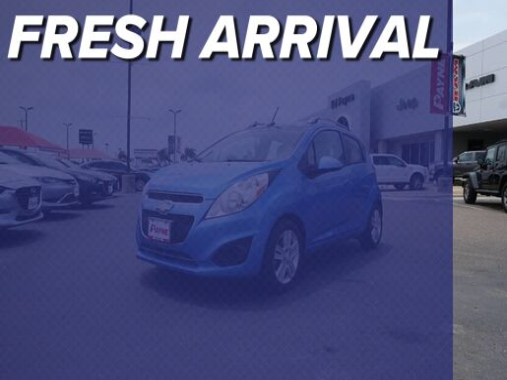 2013 Chevrolet Spark LS Weslaco TX