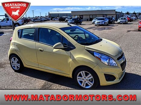 2013_Chevrolet_Spark_LS_ Wolfforth TX