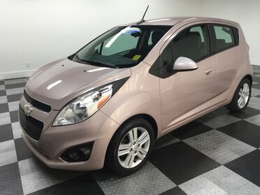 2013_Chevrolet_Spark_LS_ Chattanooga TN