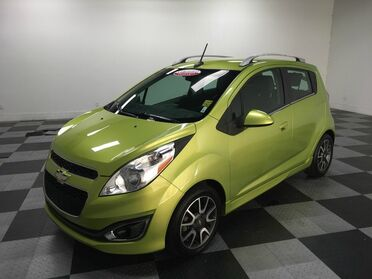 2013_Chevrolet_Spark_LT_ Chattanooga TN