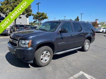 2013_Chevrolet_Suburban 1500_LT_ Santa Rosa CA