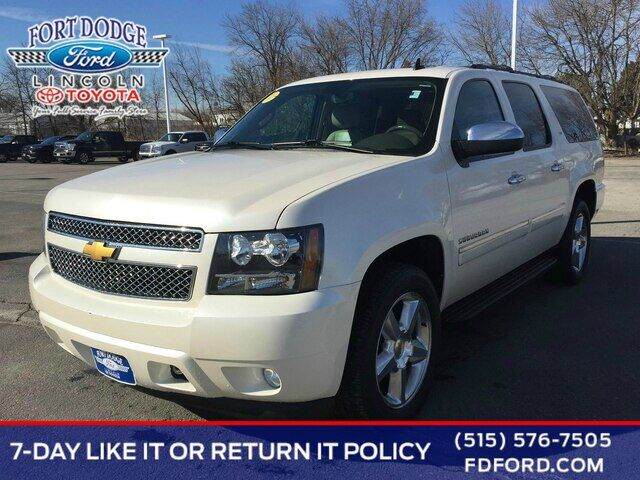 2013 Chevrolet Suburban 1500 LTZ Fort Dodge IA