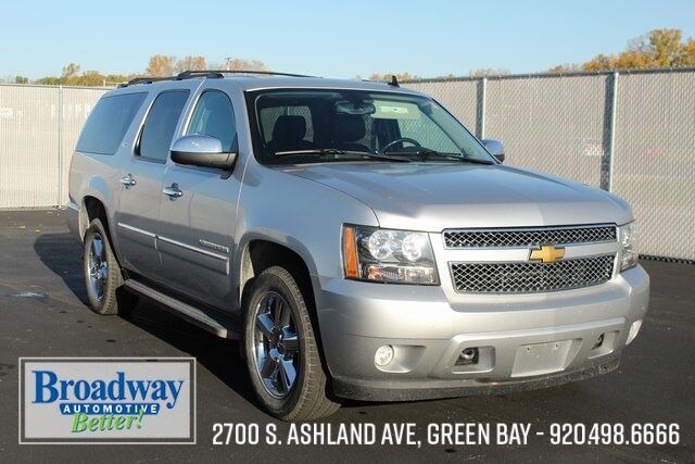 2013 Chevrolet Suburban 1500 LTZ Green Bay WI