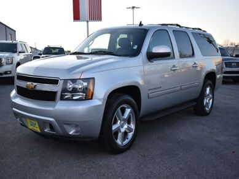 Chevrolet Suburban LS 1500 2WD 2013