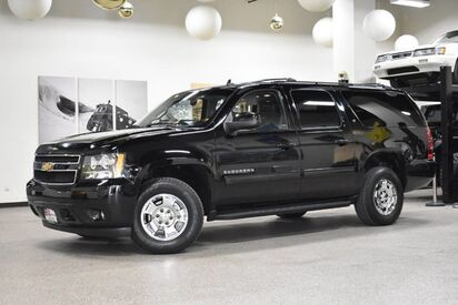 2013_Chevrolet_Suburban_LT_ Boston MA