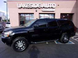 2013_Chevrolet_Suburban_LTZ 1500 4WD_ Colorado Springs CO