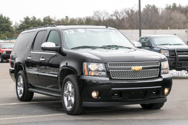 2013 Chevrolet Suburban LTZ East Windsor CT