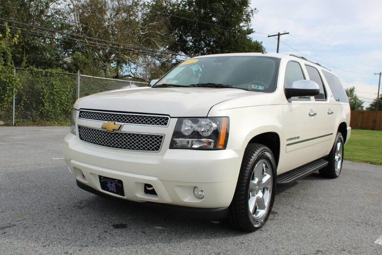 2013 Chevrolet Suburban LTZ New Castle DE