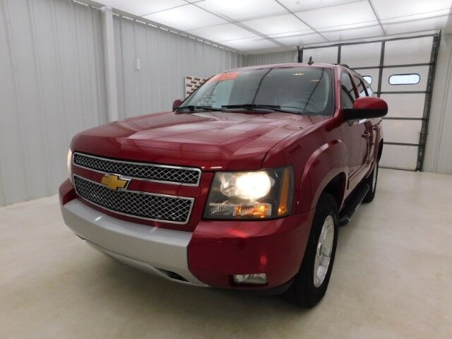 2013 Chevrolet Tahoe 4WD 4dr 1500 LT Manhattan KS