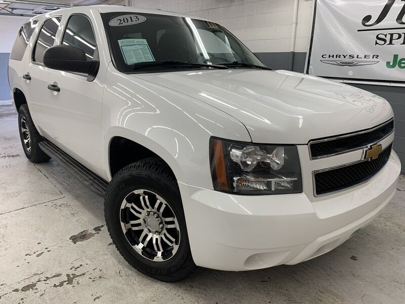 2013 Chevrolet Tahoe Commercial Spearfish SD