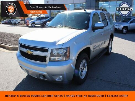 2013_Chevrolet_Tahoe_LT_ Gainesville GA