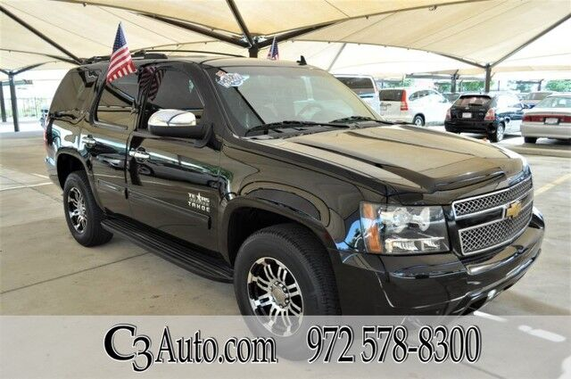 2013 Chevrolet Tahoe LT Texas Edition 1 Owner Plano TX