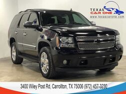 2013_Chevrolet_Tahoe_LTZ 4WD BLIND SPOT ASSIST NAVIGATION TV ENTERTAINMENT SUNROOF LEATHER REAR CAMERA_ Carrollton TX