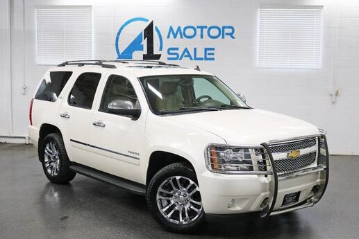 2013 Chevrolet Tahoe LTZ 4WD Rear TV 22's Schaumburg IL