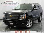 2013 Chevrolet Tahoe LTZ 4WD w/ 3rd Row Seats, Sunroof, Rear View Camera