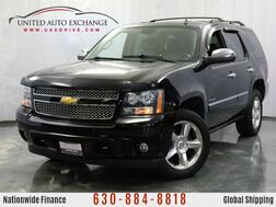 2013_Chevrolet_Tahoe_LTZ 4WD w/ 3rd Row Seats, Sunroof, Rear View Camera_ Addison IL