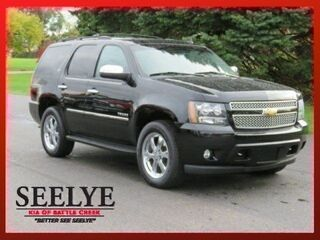 2013_Chevrolet_Tahoe_LTZ_ Battle Creek MI