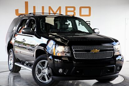 2013_Chevrolet_Tahoe_LTZ_ Hollywood FL