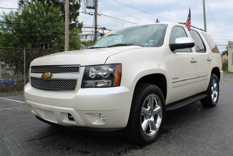 2013 Chevrolet Tahoe LTZ New Castle DE