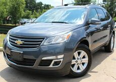 2013_Chevrolet_Traverse_** ALL WHEEL DRIVE ** - LT - w/ BACK UP CAMERA & LEATHER SEATS_ Lilburn GA