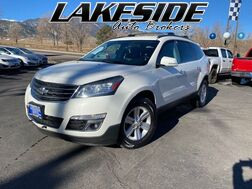 2013_Chevrolet_Traverse_1LT AWD_ Colorado Springs CO