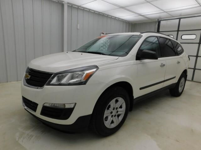 2013 Chevrolet Traverse FWD 4dr LS Manhattan KS
